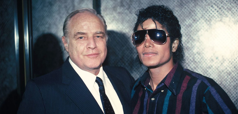Marlon Brando confronted Michael Jackson about abuse allegations in newly uncovered interview