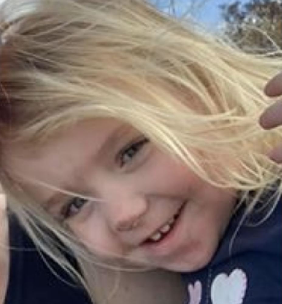 Rylee Black, 3, was found dead in a locked car on Friday. Source: Nine News
