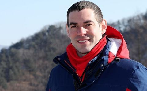 <span>Rosen is hoping to become a commercial airline pilot following his luge career</span> <span>Credit: PA </span>