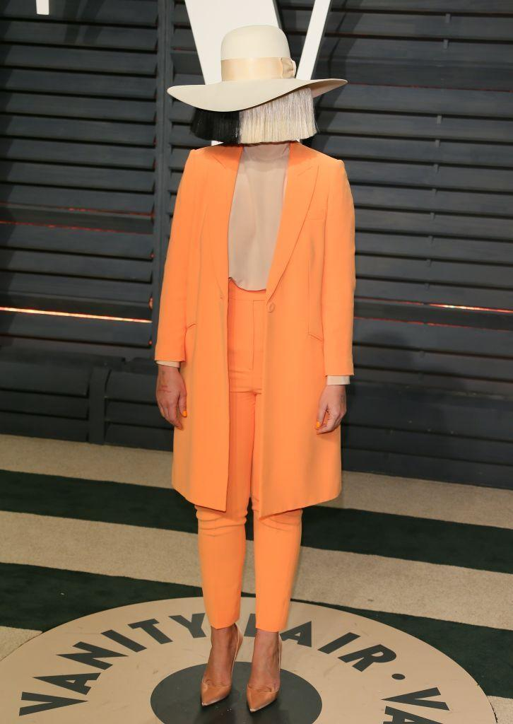 <p>As Sia shows, Sags known how to make a statement. </p>