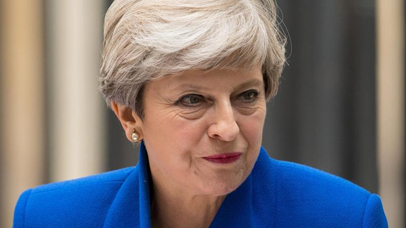 May seeks survival deal with DUP