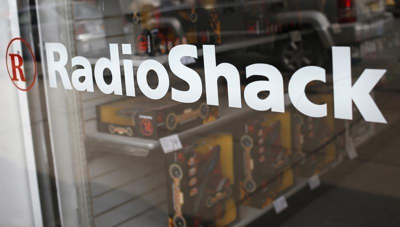 The exterior of a RadioShack store is seen in the Queens borough of New York March 4, 2014. REUTERS/Shannon Stapleton