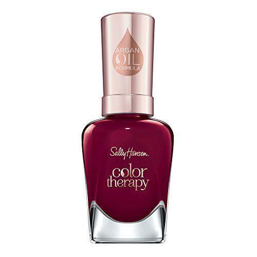 """<p><strong>Sally Hansen</strong></p><p>amazon.com</p><p><strong>$5.67</strong></p><p><a href=""""https://www.amazon.com/dp/B01JOKXQMA?tag=syn-yahoo-20&ascsubtag=%5Bartid%7C10065.g.25243032%5Bsrc%7Cyahoo-us"""" rel=""""nofollow noopener"""" target=""""_blank"""" data-ylk=""""slk:Shop Now"""" class=""""link rapid-noclick-resp"""">Shop Now</a></p><p>If you're not into the intensity of red nails, opt for a pinker tone, like this magenta. </p>"""