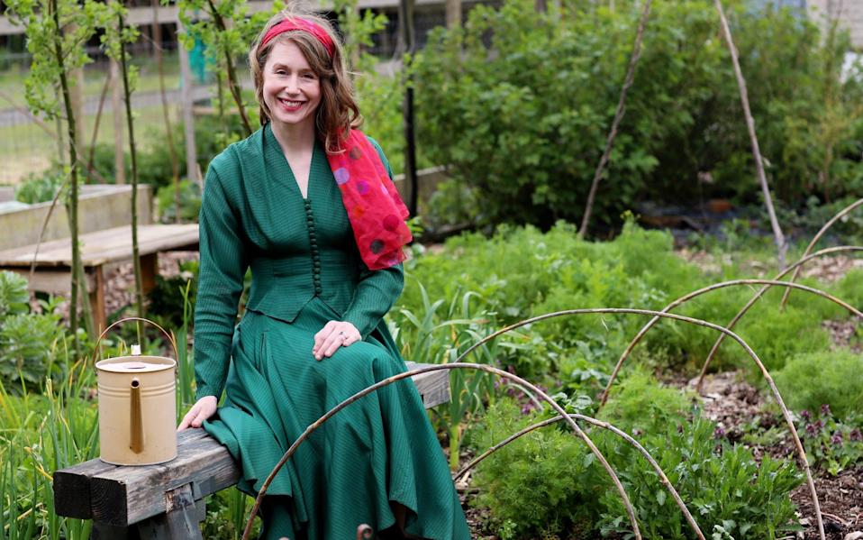 'Despite the extra work and the challenges smallholding life poses for me I am now certain that this life offers me more than it takes away' - Clara Molden for The Telegraph