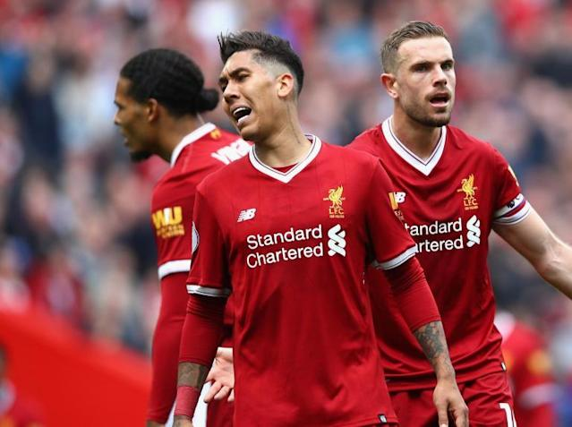 How Liverpool's draw with Stoke could see them miss out on Champions League qualification for next season