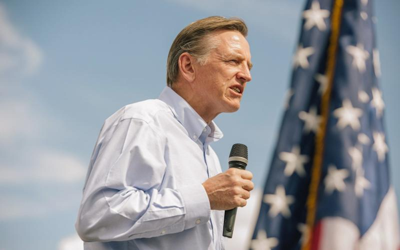 Paul Gosar, a Republican from Arizona, is from the party's most conservative wing - Bloomberg