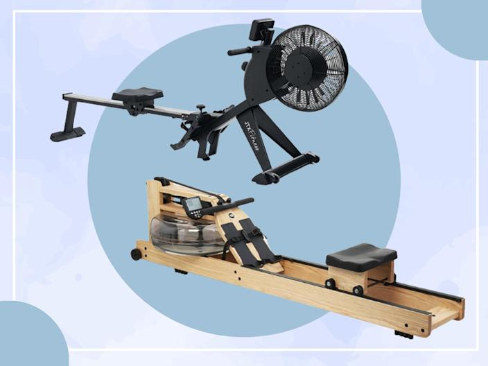 <p>We considered how well the machines stayed anchored, even when we were at maximum output </p> (iStock/The Independent)