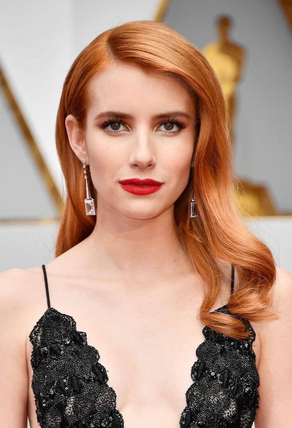 <p>Give your copper hair a 2020 update with rose gold and peach tones. </p>
