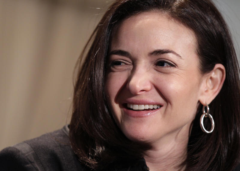Sheryl Sandberg: On a mission to elevate women