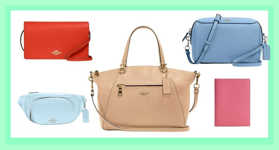 Coach Outlet's Summer Sale is almost over!