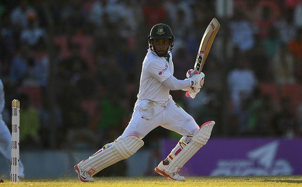 Mushfiqur Rahim was the lone warrior for Bangladesh in the first Test