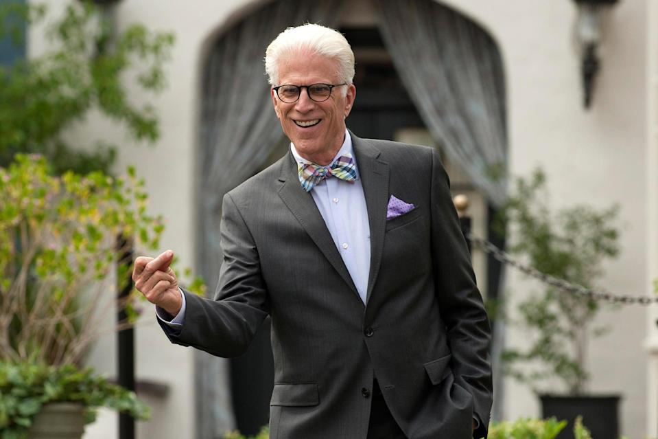 Ted Danson in 'The Good Place'NBC