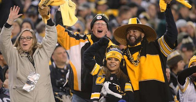 Why it is perfectly fine to be a bandwagon Pittsburgh Steelers fan