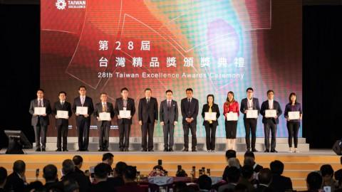 Clientron POS Terminal Won the Taiwan Excellence Award for the Fifth Consecutive Year