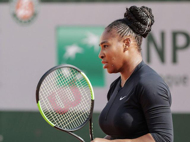 The 23-time Grand Slam isn't seeded in Paris: AFP
