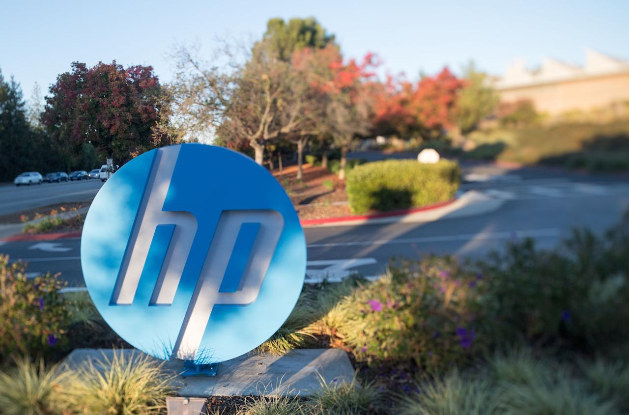 <p>Rank 10, Hewlett-Packard </p>