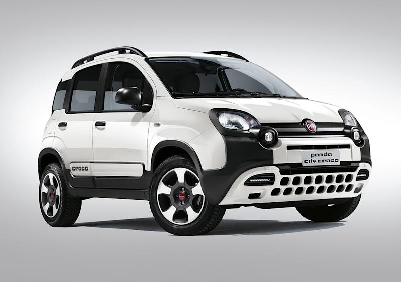 Fiat Panda Cross gpl