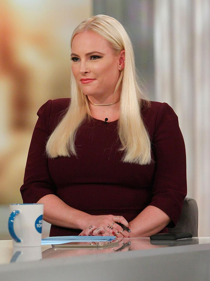 Meghan McCain Slams People Who Demand She Support Fellow Republican Roy Moore