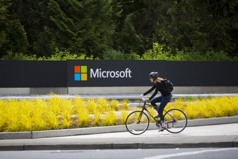 Microsoft to ride artificial intelligence, cloud computing to higher share price: Morgan Stanley