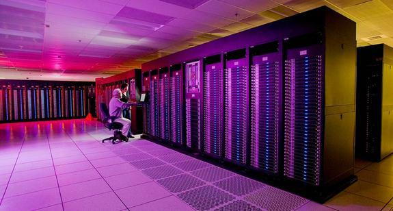 Nuclear Weapons Simulations Push Supercomputing Limits