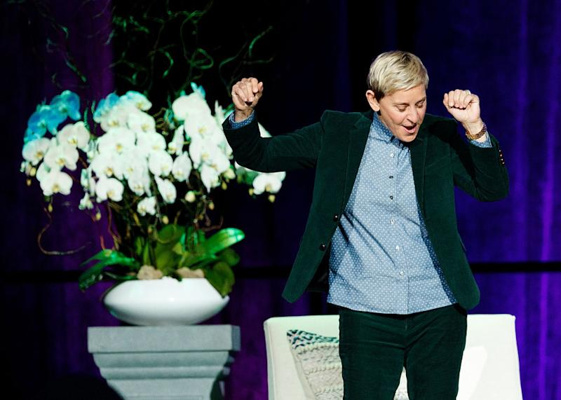 Ellen DeGeneres has come under fire. (Photo: Andrew Chin/Getty Images)