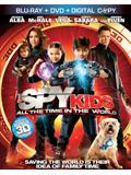 Spy Kids: All the Time in the World Box Art
