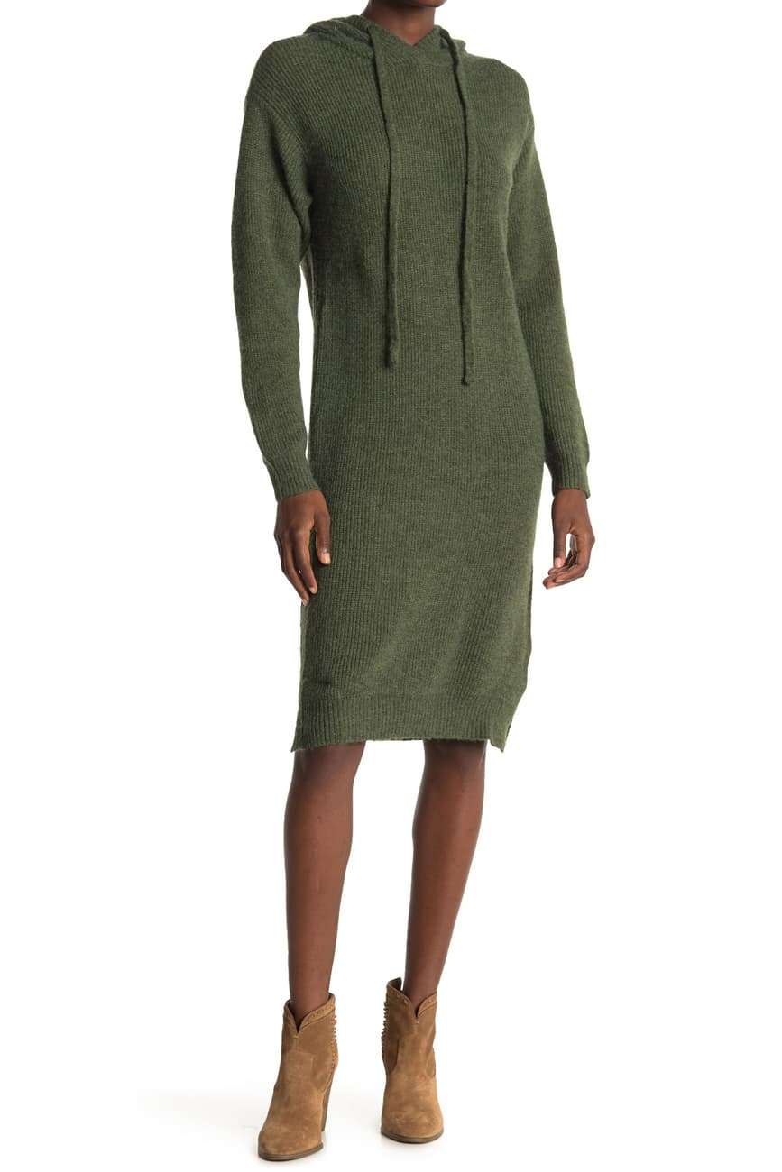 """<br><br><strong>Stitchdrop</strong> Sport Chic Knit Midi Hoodie Dress, $, available at <a href=""""https://go.skimresources.com/?id=30283X879131&url=https%3A%2F%2Fwww.nordstromrack.com%2Fs%2Fstitchdrop-sport-chic-knit-midi-hoodie-dress%2Fn3268502"""" rel=""""nofollow noopener"""" target=""""_blank"""" data-ylk=""""slk:Nordstrom Rack"""" class=""""link rapid-noclick-resp"""">Nordstrom Rack</a>"""