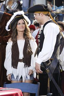 """Arrr, matey: """"Hart of Dixie"""" has taken """"cutesy"""" to a whole new level (Greg Gayne/The CW)"""