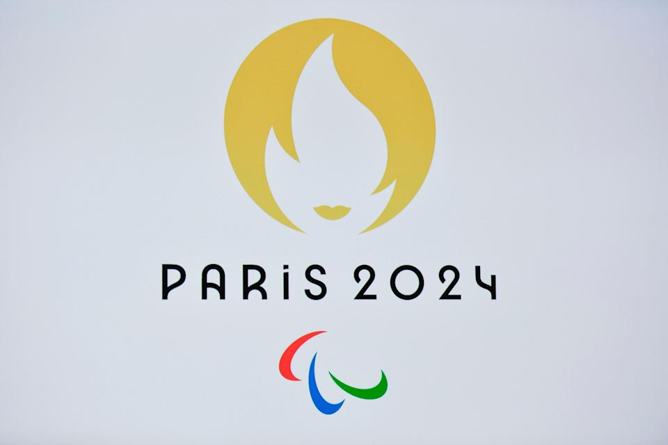 The logo for the Paris 2024 Summer Olympic games is the French symbol Marianne.