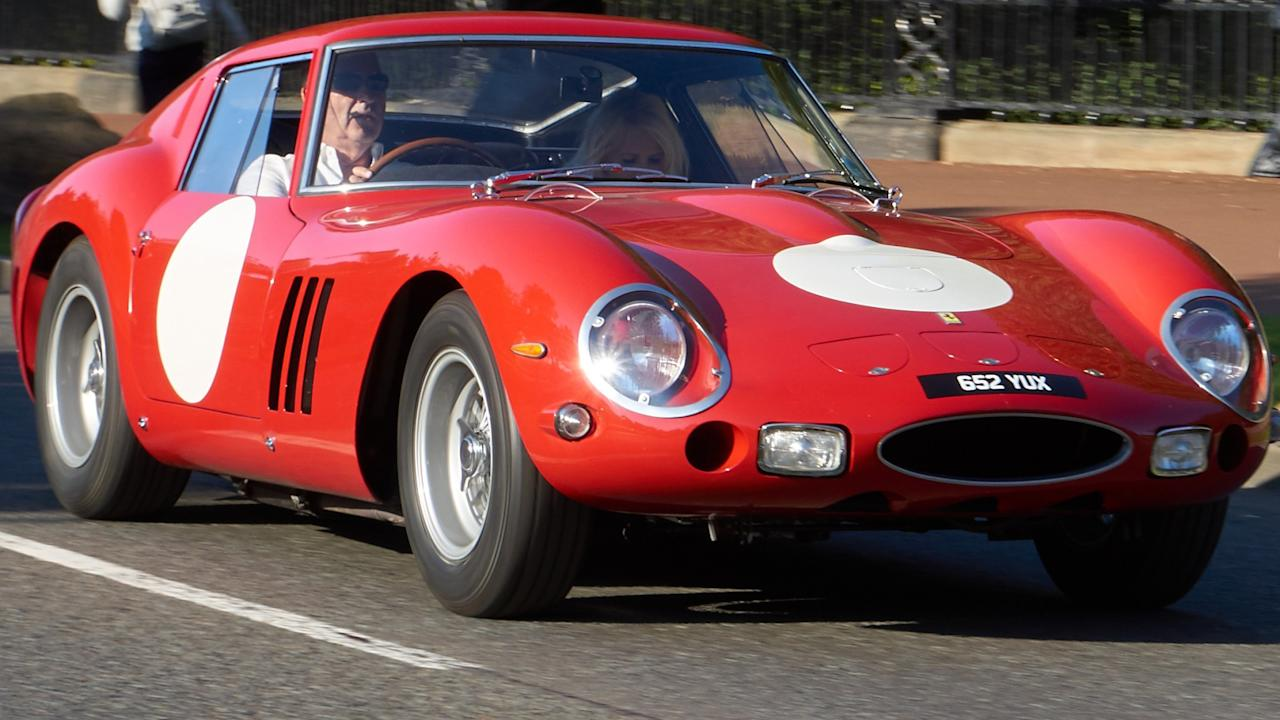 """<p>Built in 1962, only 36 were made (excluding the """"330 GTO"""" specials built with the 250 GTO chassis and body). This one, made specifically for Formula One racer Sir Stirling Moss, sold for a stunning £29,312,466 in 2012. (Picture: Flickr/Tap Tapzz) </p>"""