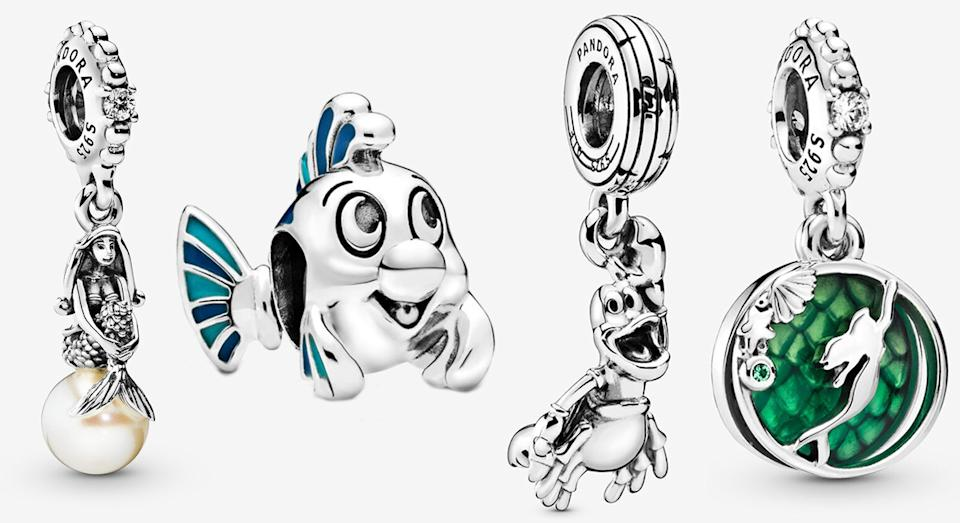 Calling all Disney fans: Pandora have launched a Little Mermaid ...