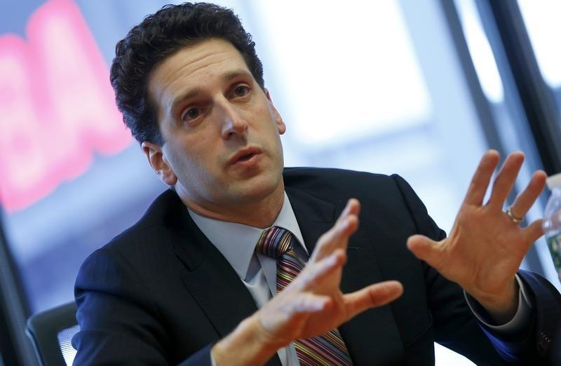 New York State Department of Financial Services Superintendent Benjamin Lawsky speaks during the Reuters Financial Regulation Summit in New York
