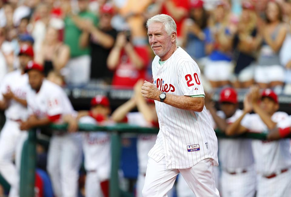 Mike Schmidt apologized for inappropriate comments about the #MeToo movement. (Getty Images)