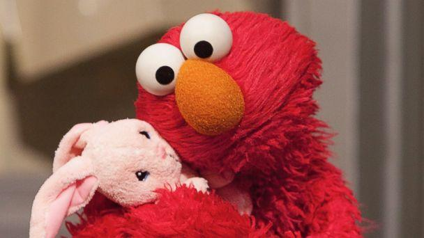 PHOTO: Sesame Workshop, the nonprofit group affiliated with the long-running children's program, has launched a new program that aims to teach children how to cope with traumatic experiences. (Zach Hyman/Sesame Workshop)