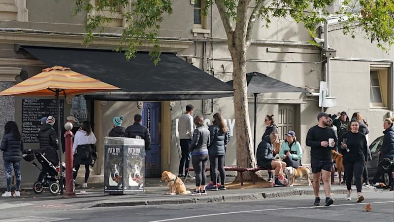 Victorian cafes, pubs lifts restrictions from June 1
