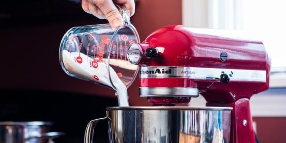 Best gifts for wives 2019: KitchenAid Artisan stand mixer