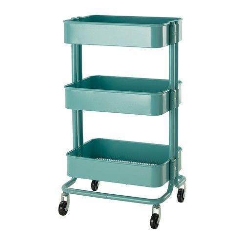 """<p>This rolling, metal cart is a popular a IKEA product because it's <a href=""""https://www.housebeautiful.com/lifestyle/organizing-tips/g2568/ikea-raskog-ideas/"""" rel=""""nofollow noopener"""" target=""""_blank"""" data-ylk=""""slk:useful in literally every room of the house"""" class=""""link rapid-noclick-resp"""">useful in literally every room of the house</a>. </p><p><strong><a class=""""link rapid-noclick-resp"""" href=""""https://go.redirectingat.com?id=74968X1596630&url=https%3A%2F%2Fwww.ikea.com%2Fus%2Fen%2Fcatalog%2Fproducts%2F90333976%2F&sref=https%3A%2F%2Fwww.bestproducts.com%2Fhome%2Fg29514474%2Fbest-ikea-hacks%2F"""" rel=""""nofollow noopener"""" target=""""_blank"""" data-ylk=""""slk:BUY NOW"""">BUY NOW</a> </strong><strong><em>$30, <span class=""""redactor-unlink"""">ikea.com</span></em></strong></p>"""
