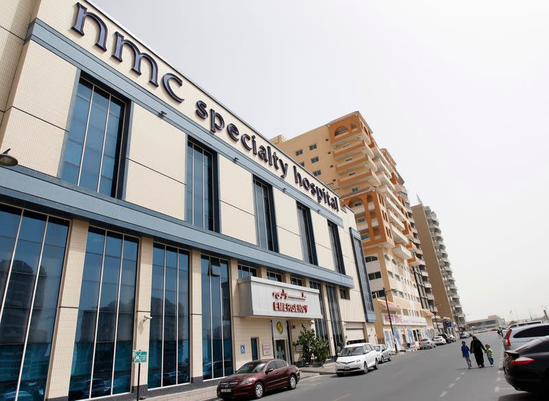 Hospitals group NMC to file for administration in Abu Dhabi