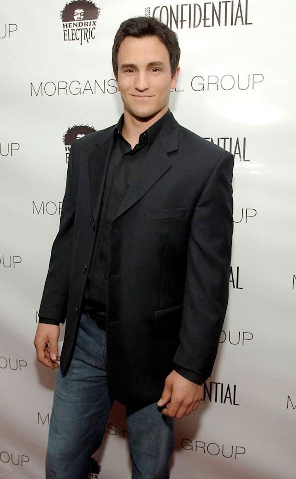 "Jeremy Bloom epitomizes the all-American football jock. John Sciulli/<a href=""http://www.wireimage.com"" target=""new"">WireImage.com</a> - March 2, 2007"