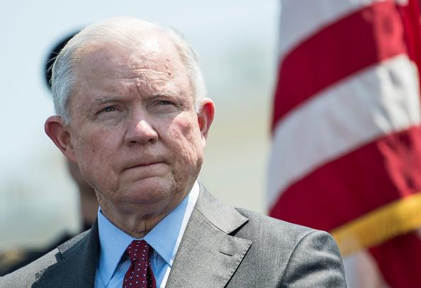 Sessions: harsh migrant policy aims to end 'lawlessness'