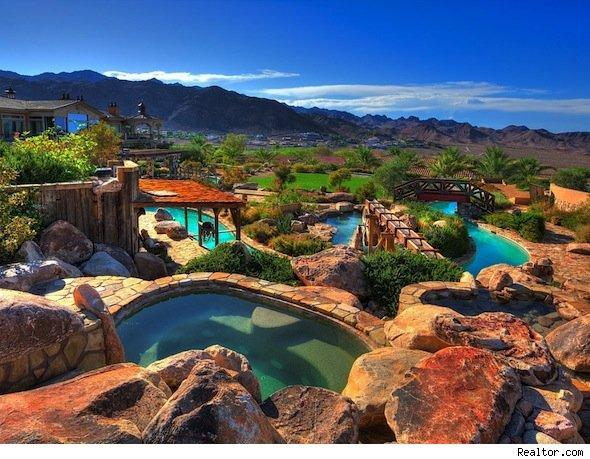 House of the Day Boulder City Nev water park