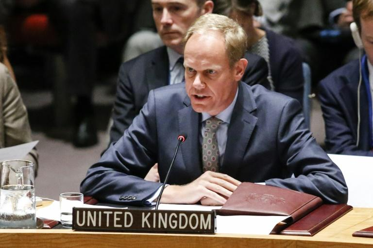 "Matthew Rycroft said, ""We were a permanent member of the Security Council before we joined the EU. We were a permanent member as a member of the EU. And we will continue to be a permanent member of the Security Council after we leave the EU"""