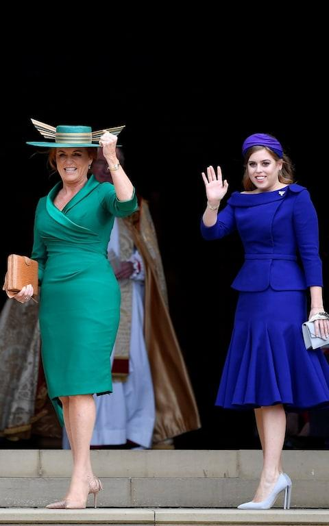 The Duchess of York enjoyed a comeback year in 2018 - Credit: Reuters