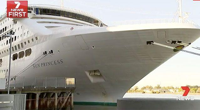 A major class action involving up to 16,000 people is being prepared for allegedly exposing thousands of Sun Princess passengers to a gastro virus. Source: 7 News