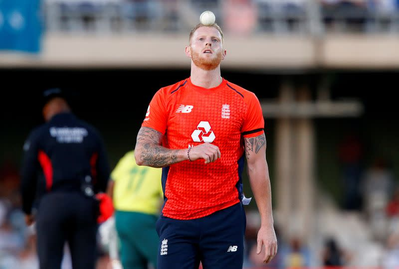 South Africa v England - First T20