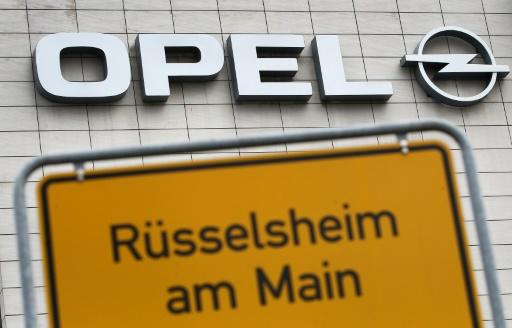 Germany's Opel workers look to better future with Peugeot