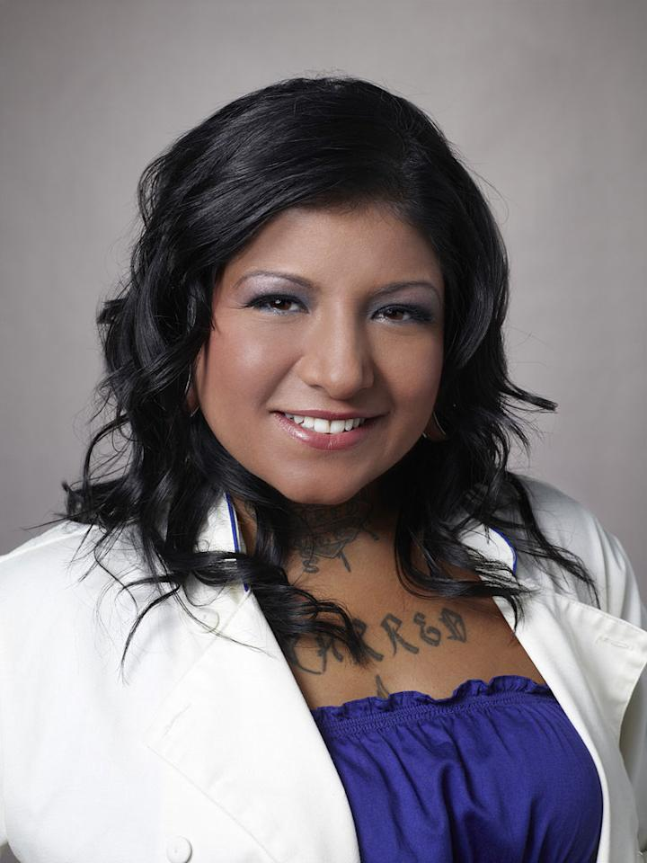 "Jen Zavala competes in the sixth season of <a href=""/top-chef/show/38481"">""Top Chef.""</a>"