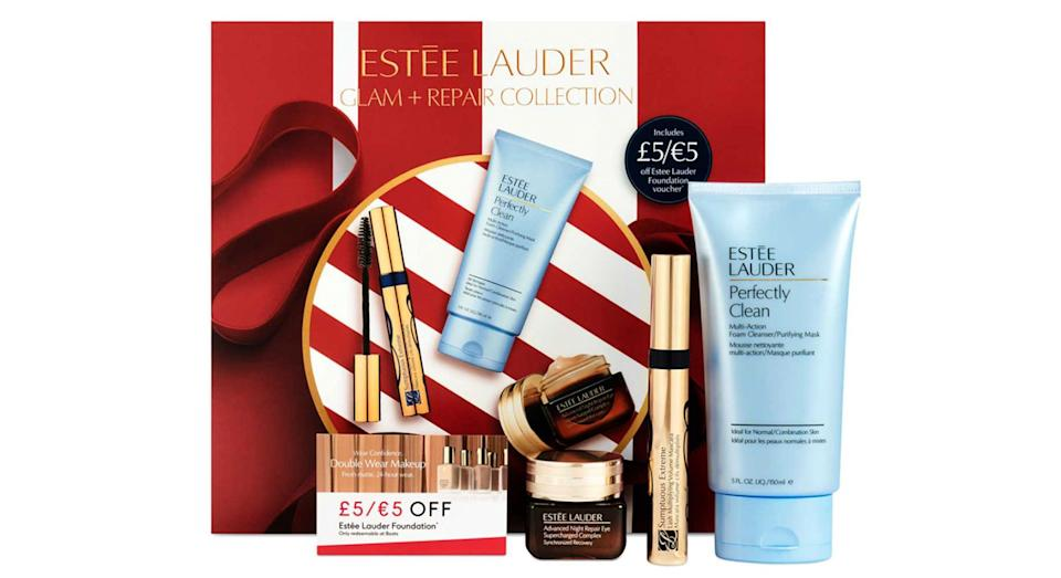 Estée Lauder Glam & Repair Collection Gift Set