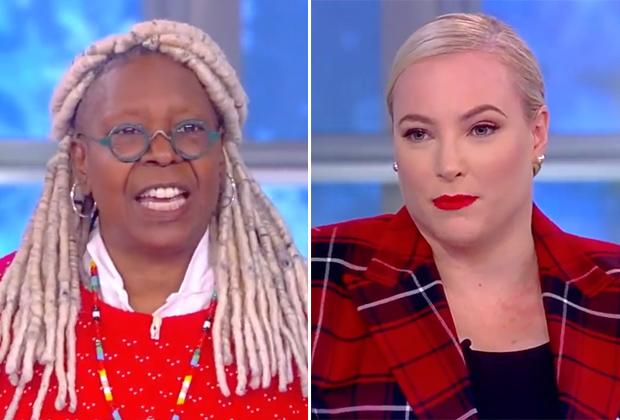 'The View': Meghan McCain Speaks Out Against 'Sexist' Media Coverage Yet Again