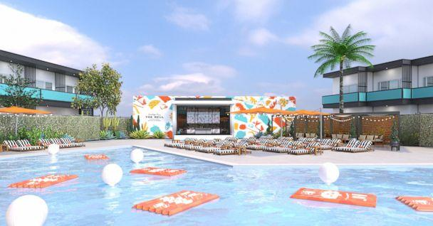 PHOTO: The Bell: A Taco Bell Hotel and Resort (Taco Bell)